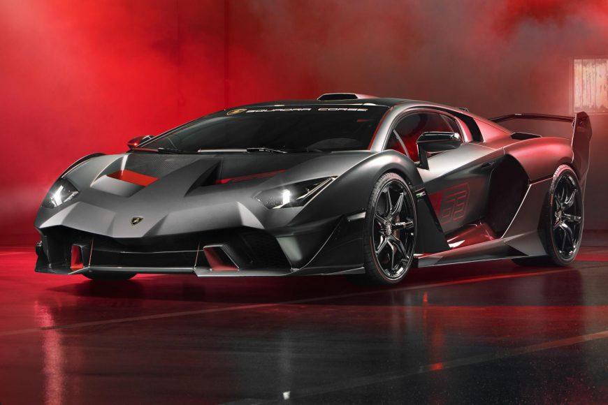 Lamborghini ရဲ႕တစ္ၾကိမ္ပဲထုတ္လုပ္မယ့္ 'SC18' Aventador